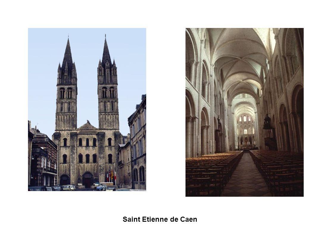 Saint Etienne de Caen