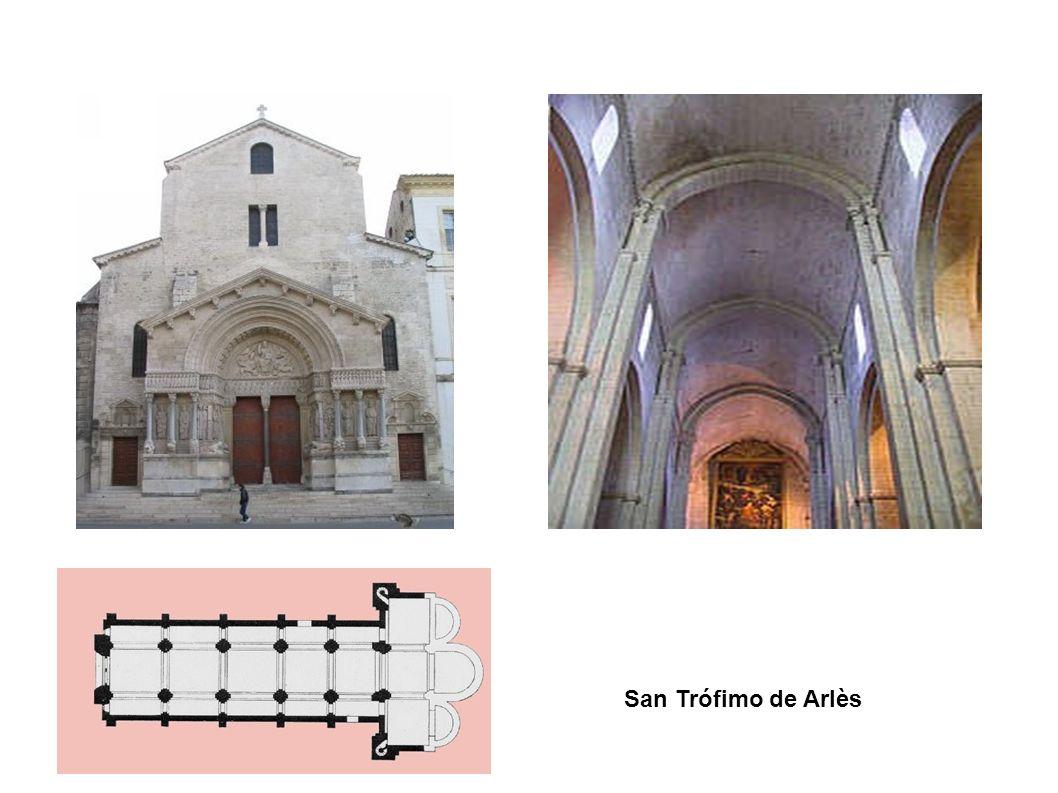 San Trófimo de Arlès