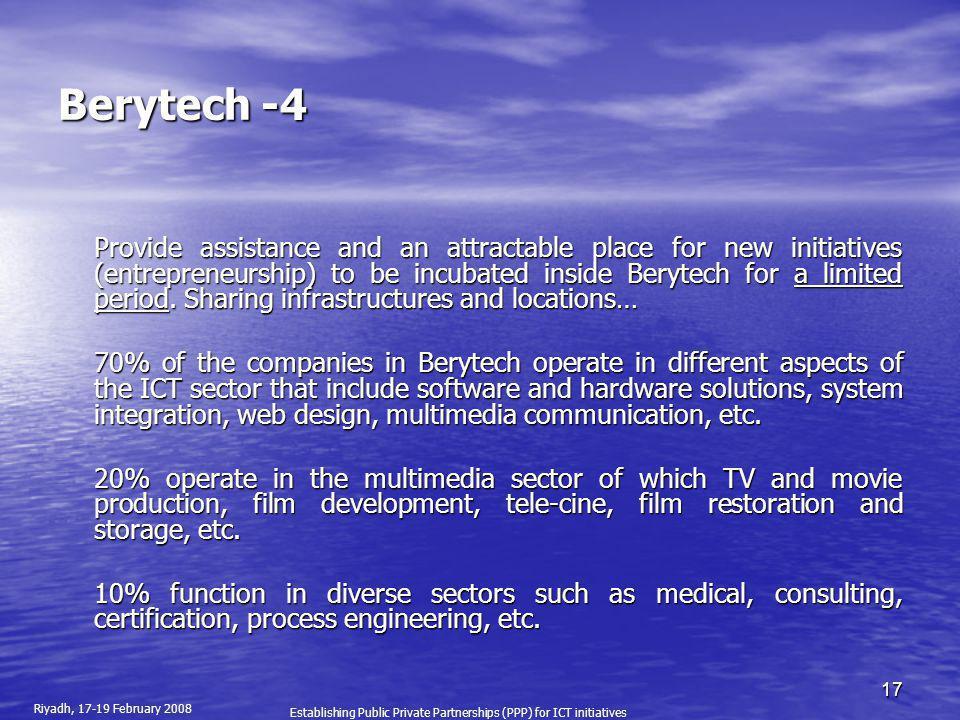 Berytech -4