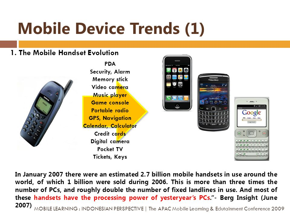 Mobile Device Trends (1)