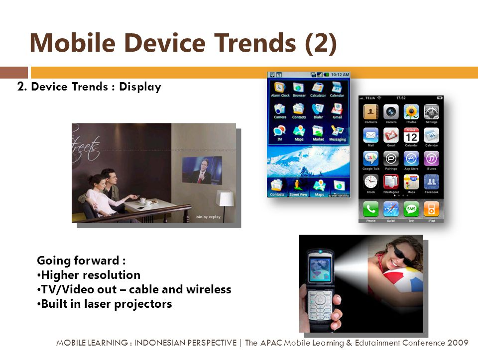 Mobile Device Trends (2)