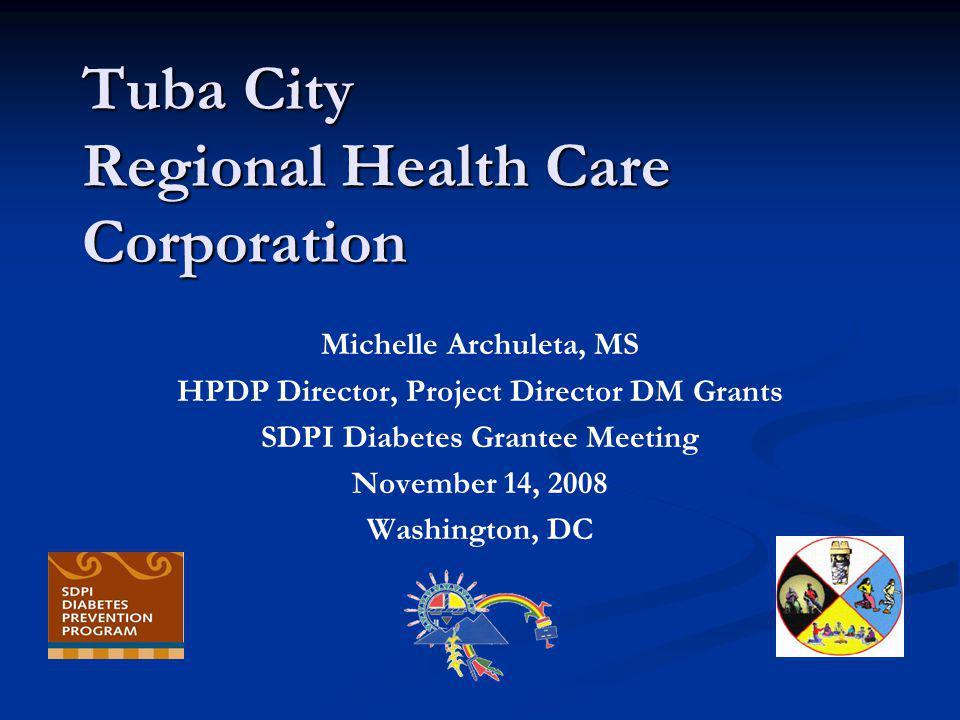 Tuba City Regional Health Care Corporation