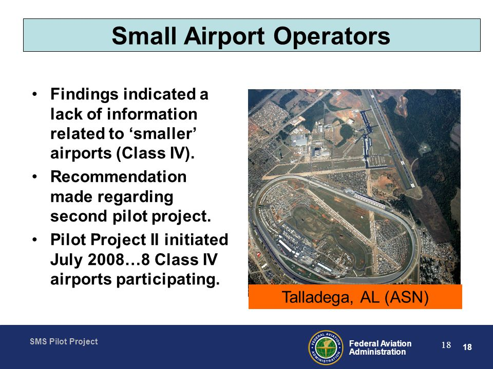 Small Airport Operators