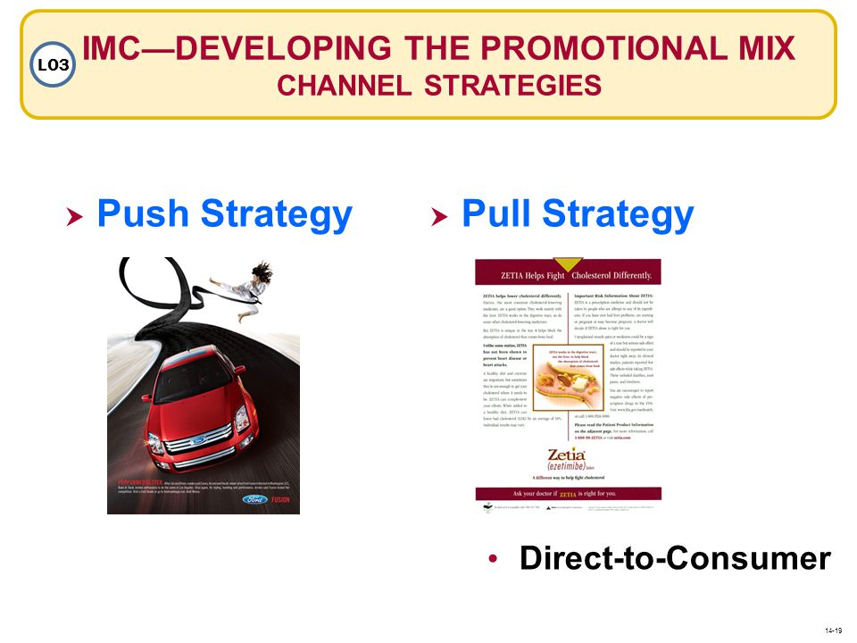 IMC—DEVELOPING THE PROMOTIONAL MIX