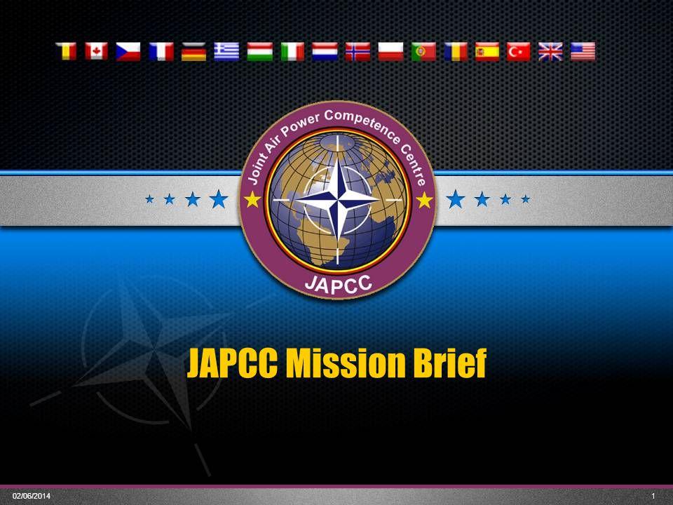 JAPCC Mission Brief 31/03/2017