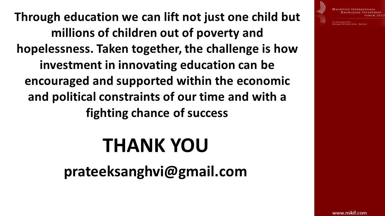 THANK YOU prateeksanghvi@gmail.com