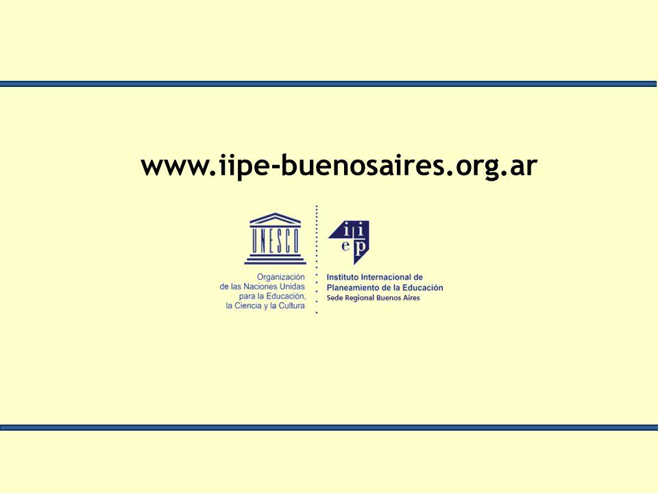 www.iipe-buenosaires.org.ar 20