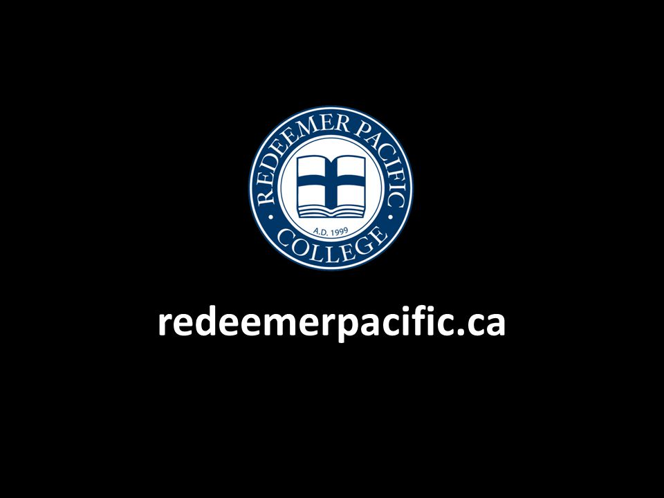 redeemerpacific.ca
