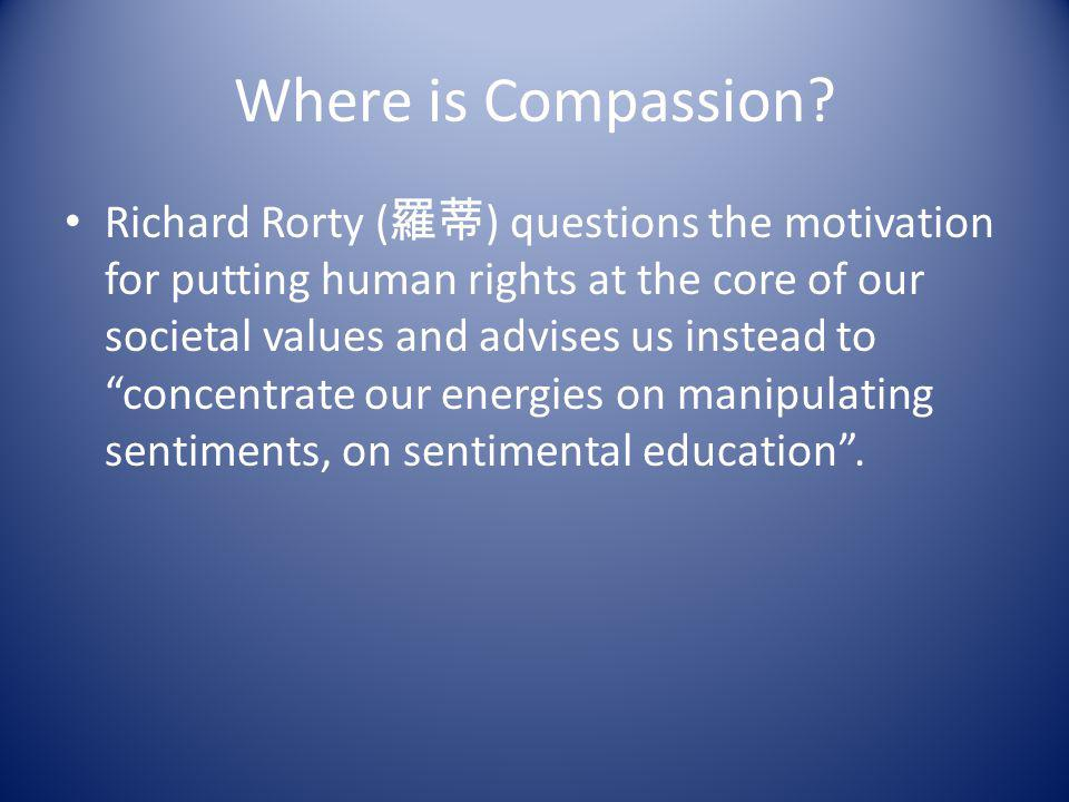 Where is Compassion
