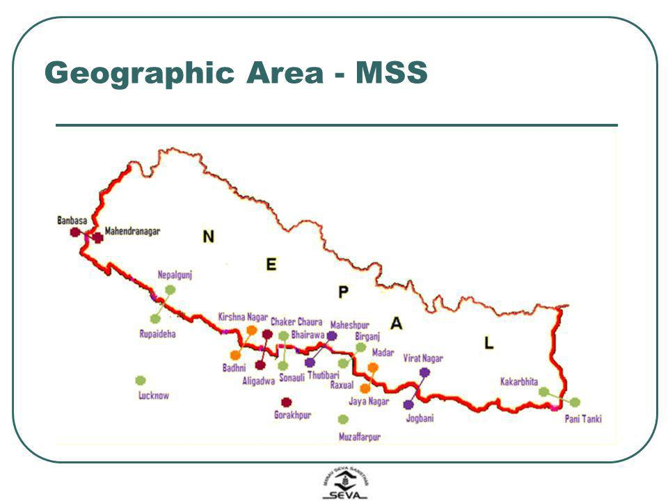 Geographic Area - MSS