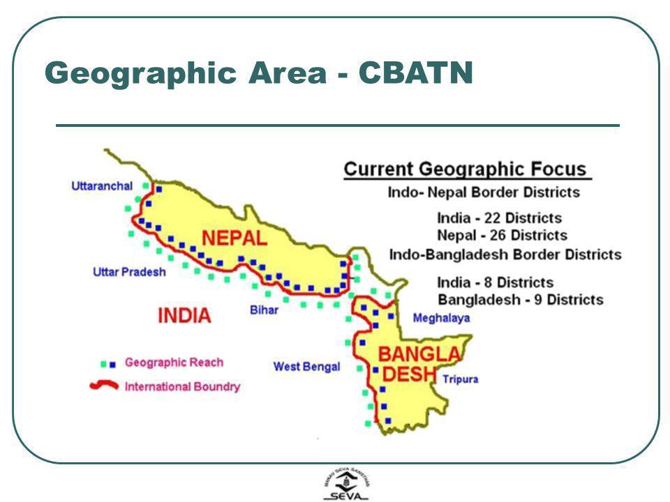 Geographic Area - CBATN