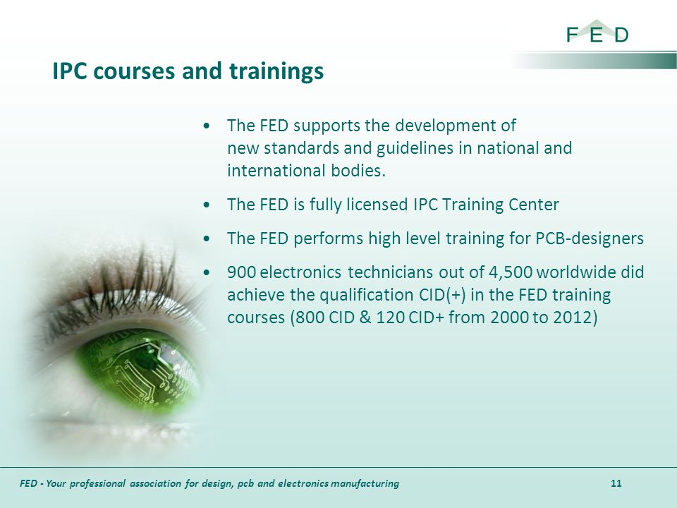IPC courses and trainings