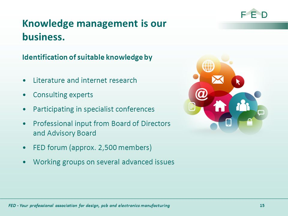 Knowledge management is our business.