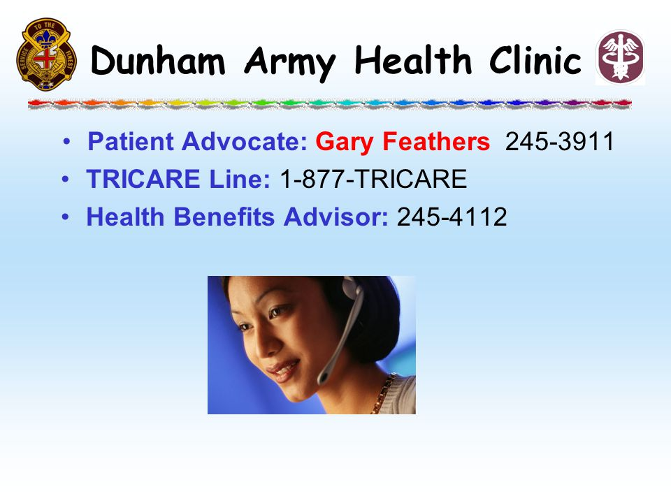 Dunham Army Health Clinic