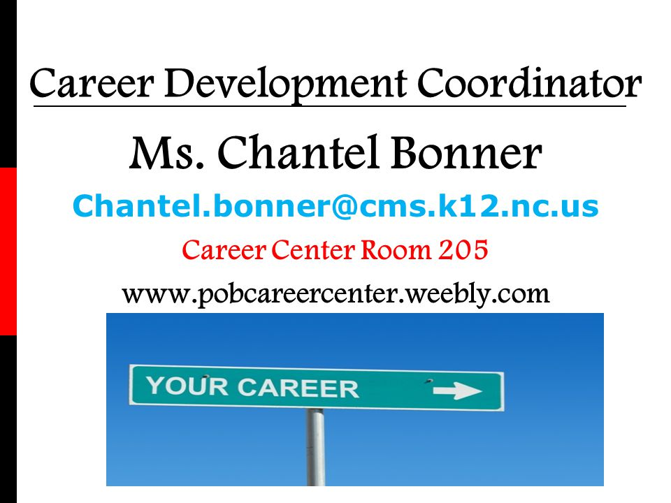 Career Development Coordinator