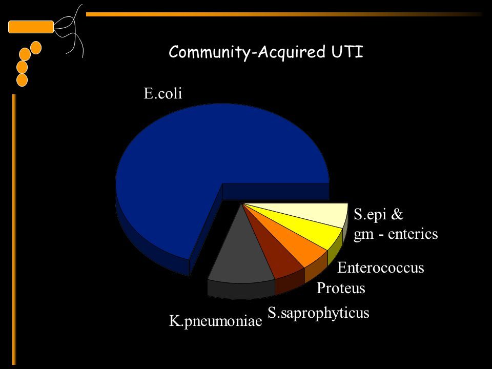 Community-Acquired UTI