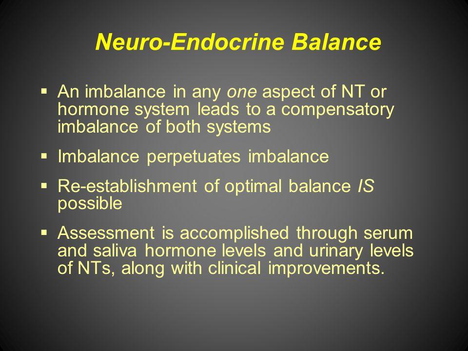 Neuro-Endocrine Balance