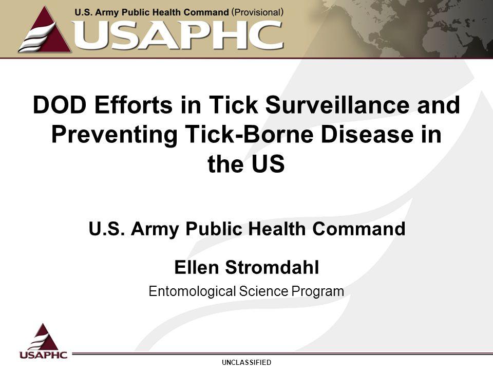 U.S. Army Public Health Command