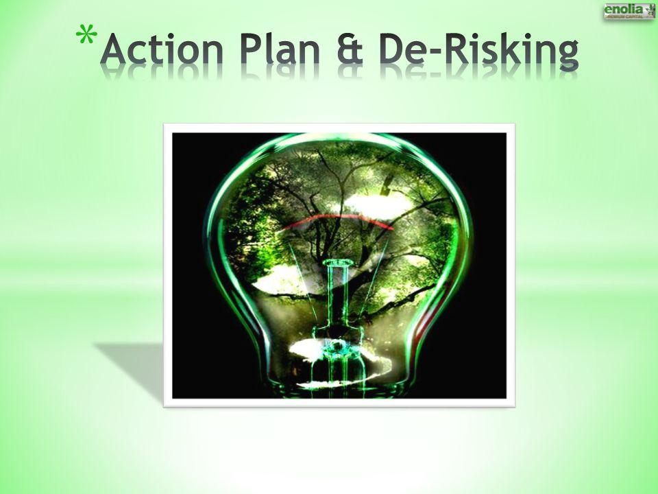 Action Plan & De-Risking
