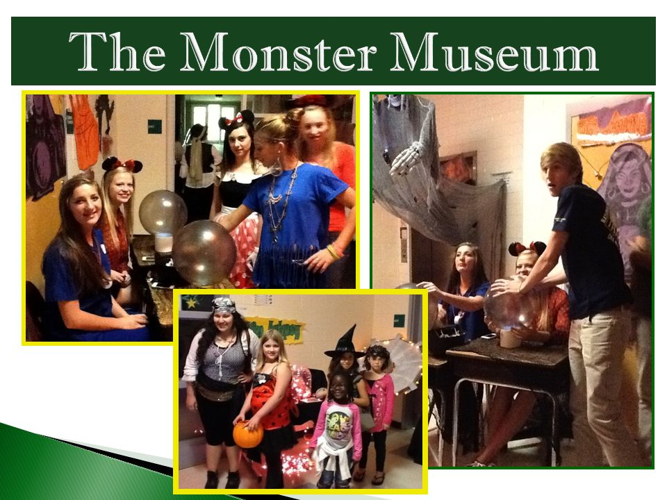 The Monster Museum