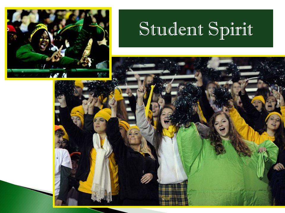 Student Spirit