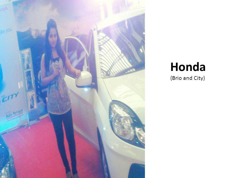 Honda (Brio and City)