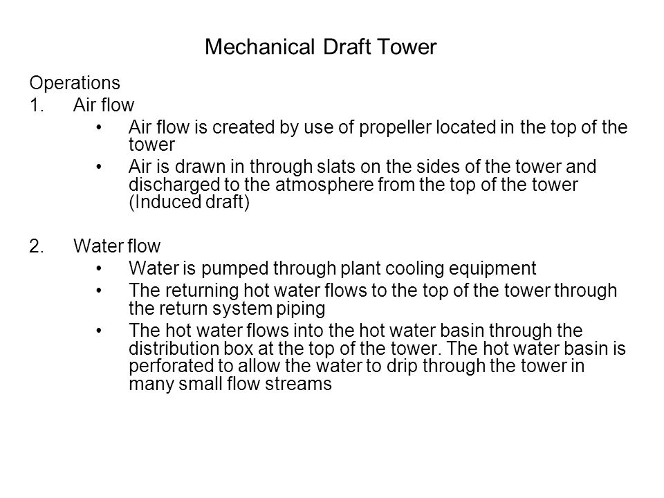 Cooling Tower Ppt Related Keywords & Suggestions - Cooling