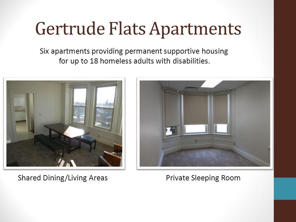 Gertrude Flats Apartments