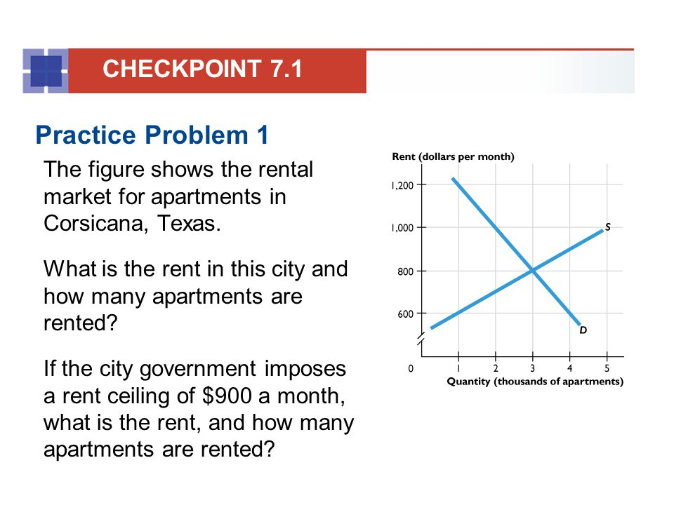 Practice Problem 1 CHECKPOINT 7.1