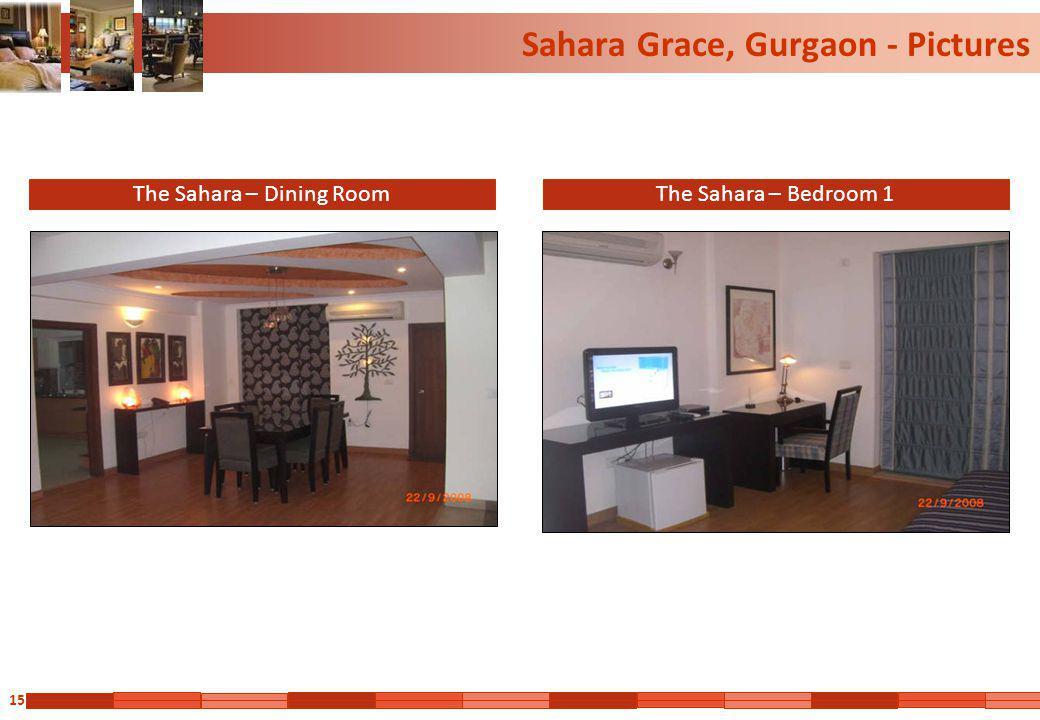 Sahara Grace, Gurgaon - Pictures