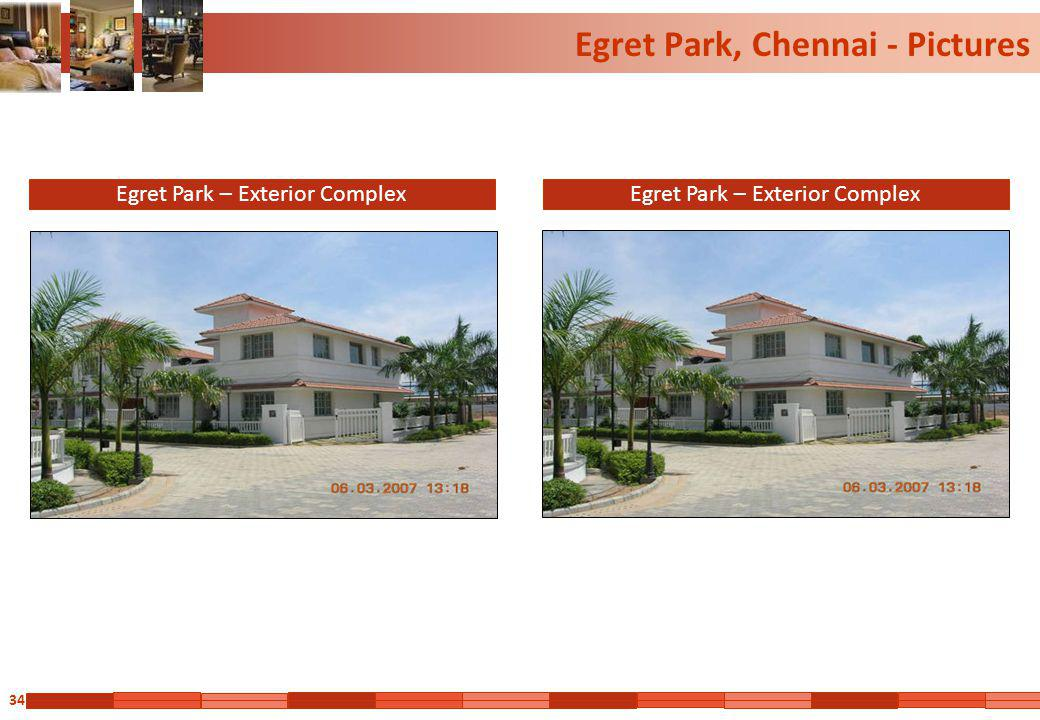 Egret Park, Chennai - Pictures