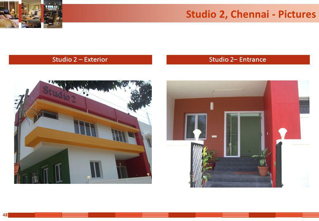 Studio 2, Chennai - Pictures