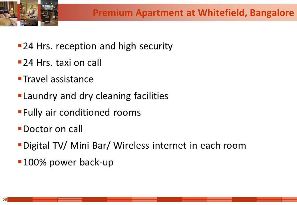 Premium Apartment at Whitefield, Bangalore