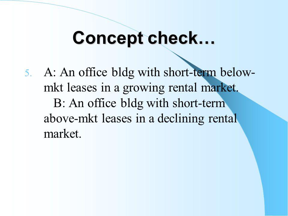 Concept check…