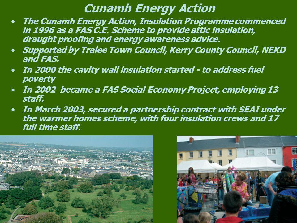 Cunamh Energy Action