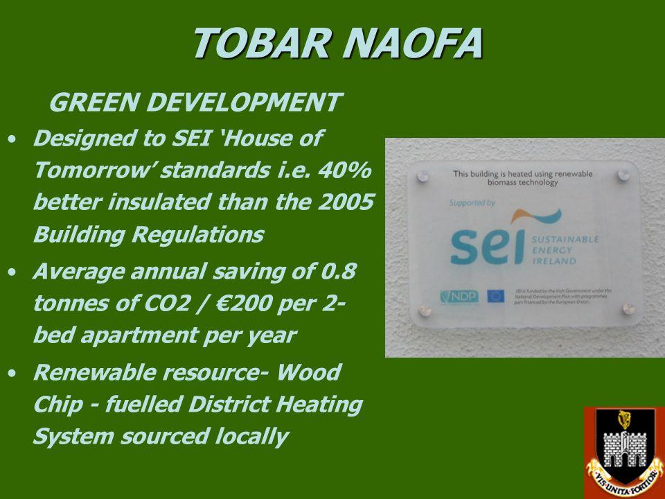 TOBAR NAOFA GREEN DEVELOPMENT