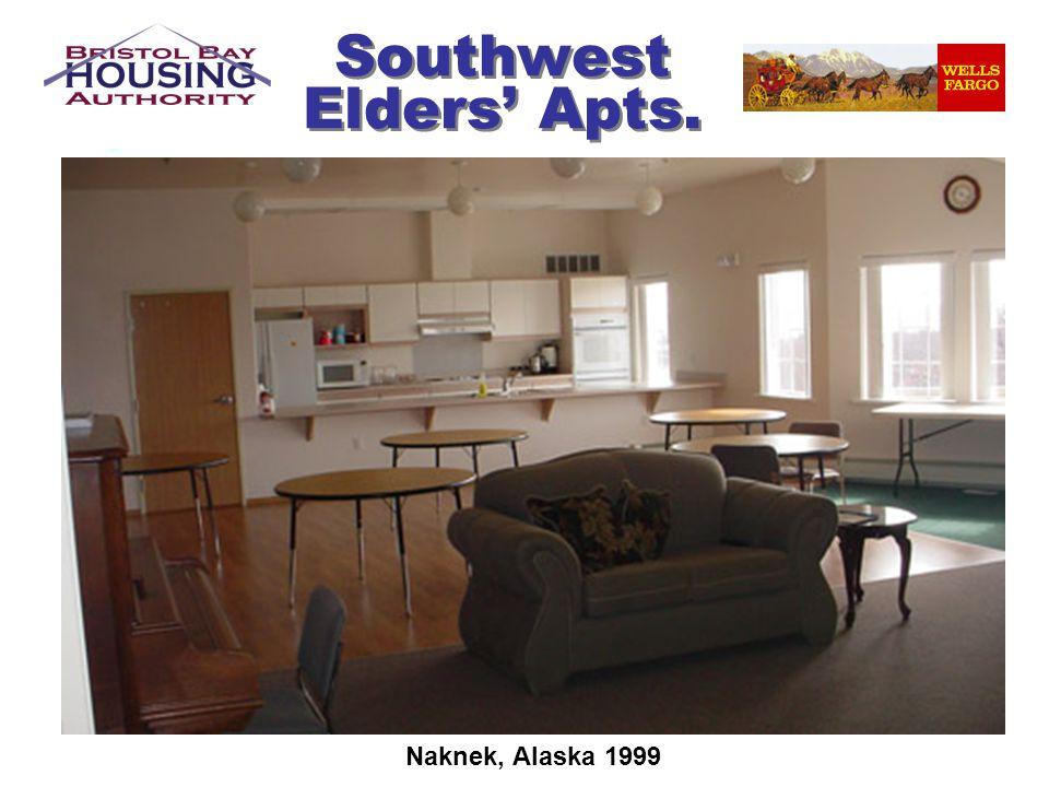 Southwest Elders' Apts.