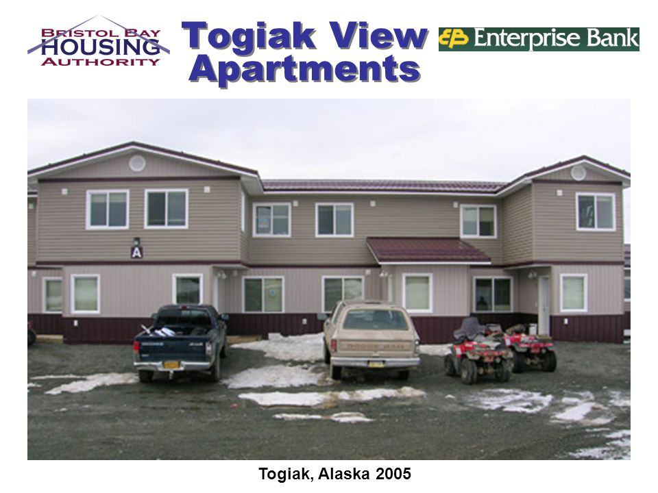 Togiak View Apartments