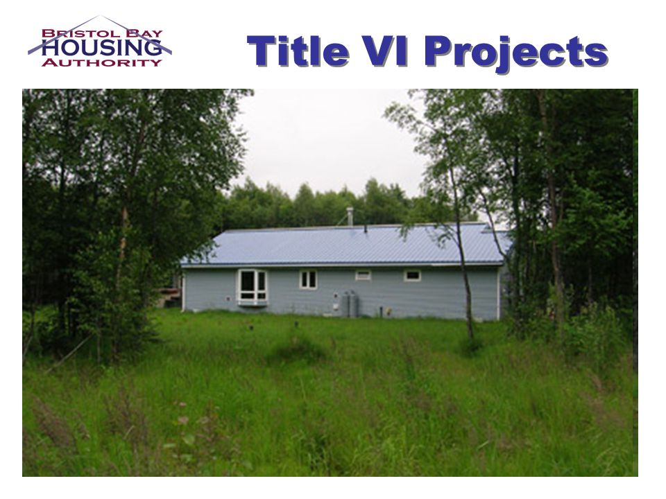 Title VI Projects