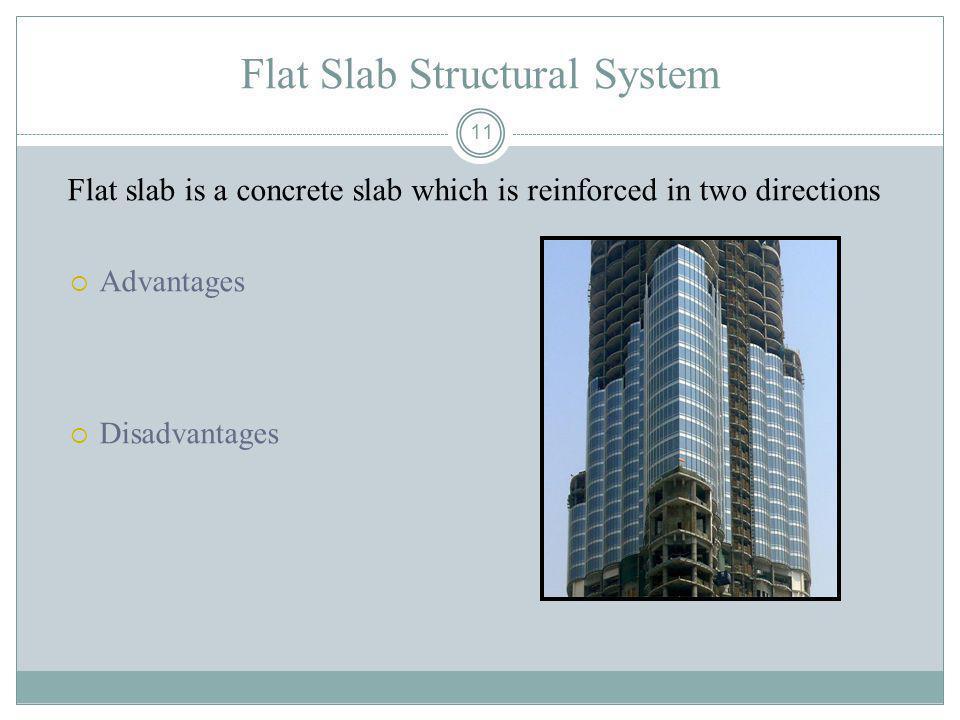 Flat Slab Structural System