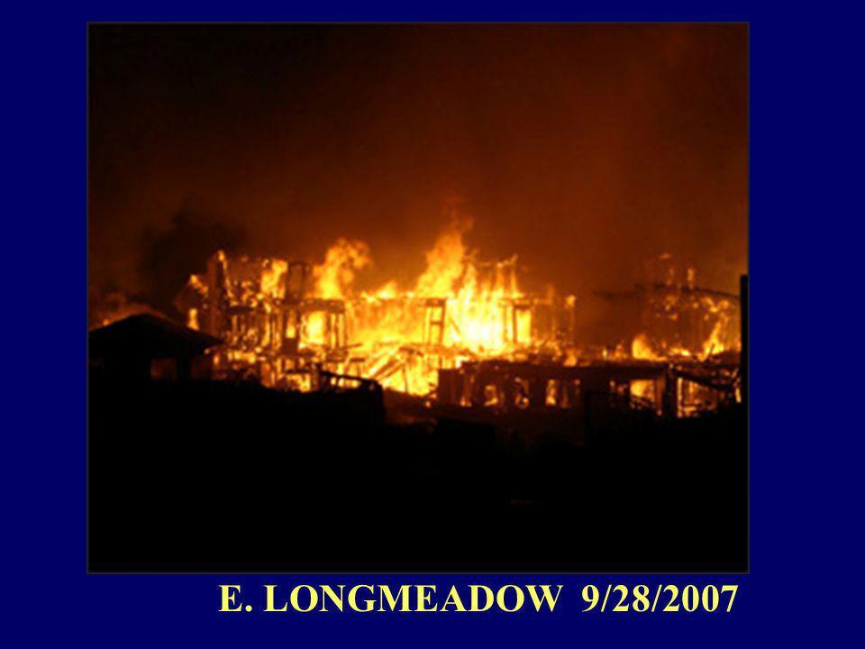 E. LONGMEADOW 9/28/2007
