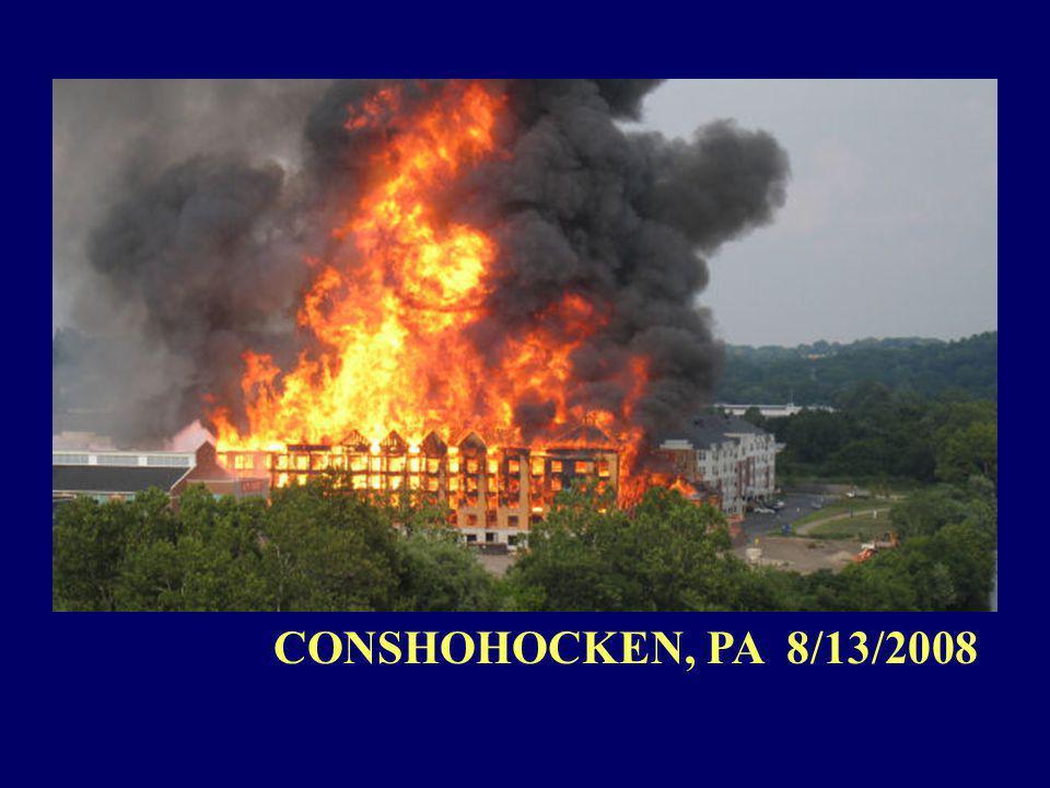 CONSHOHOCKEN, PA 8/13/2008