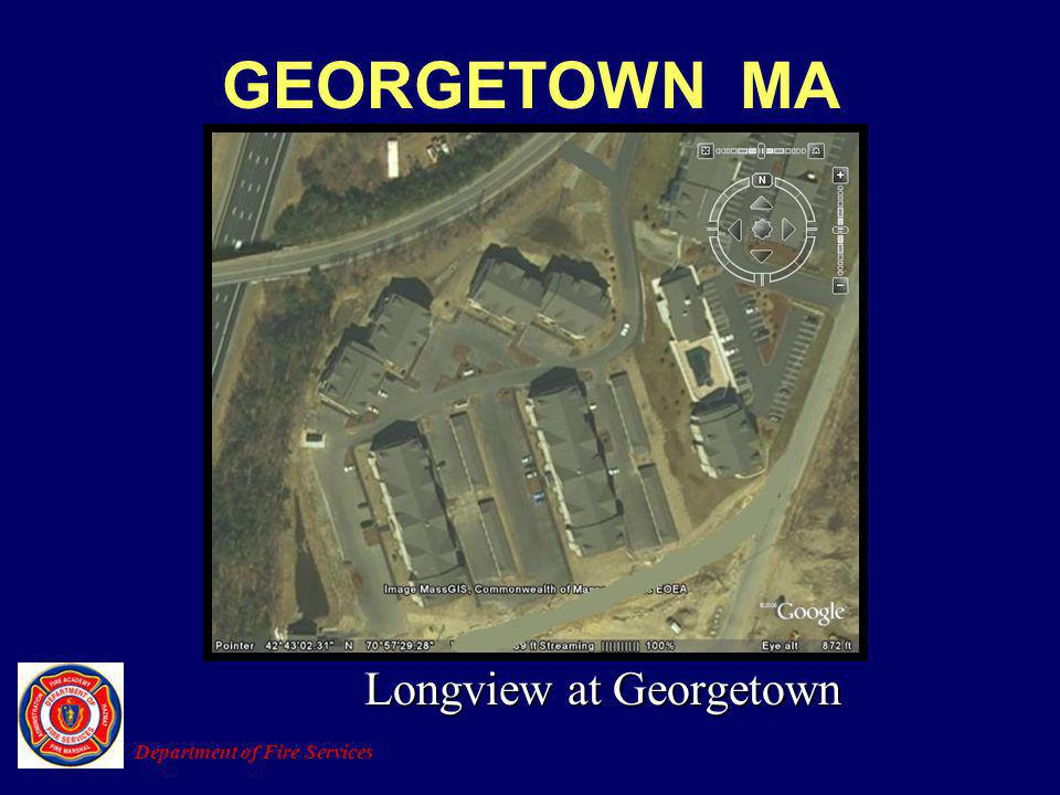 GEORGETOWN MA Longview at Georgetown Department of Fire Services
