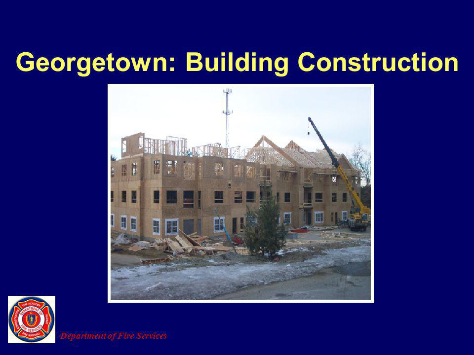 Georgetown: Building Construction