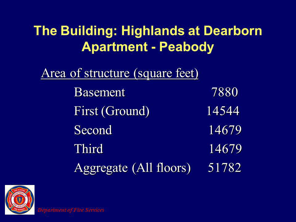 The Building: Highlands at Dearborn Apartment - Peabody