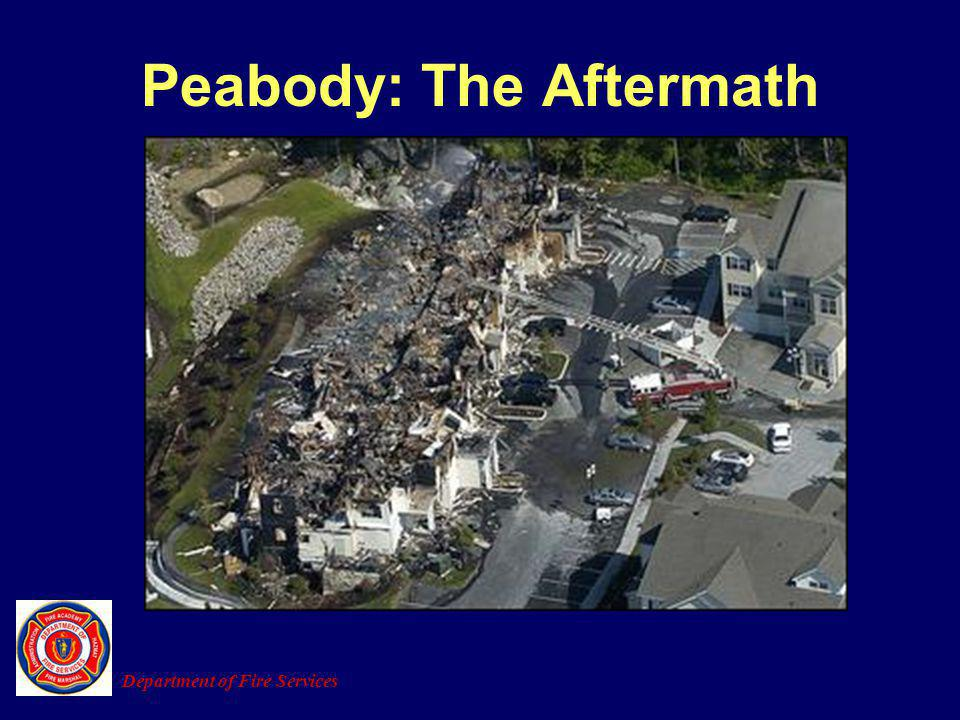 Peabody: The Aftermath