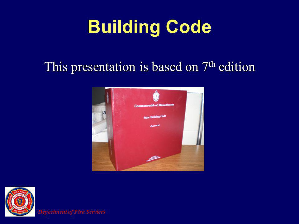 This presentation is based on 7th edition