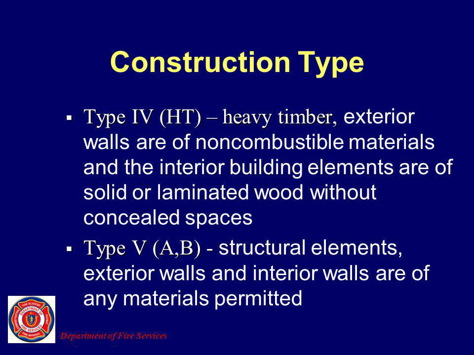 Construction Type