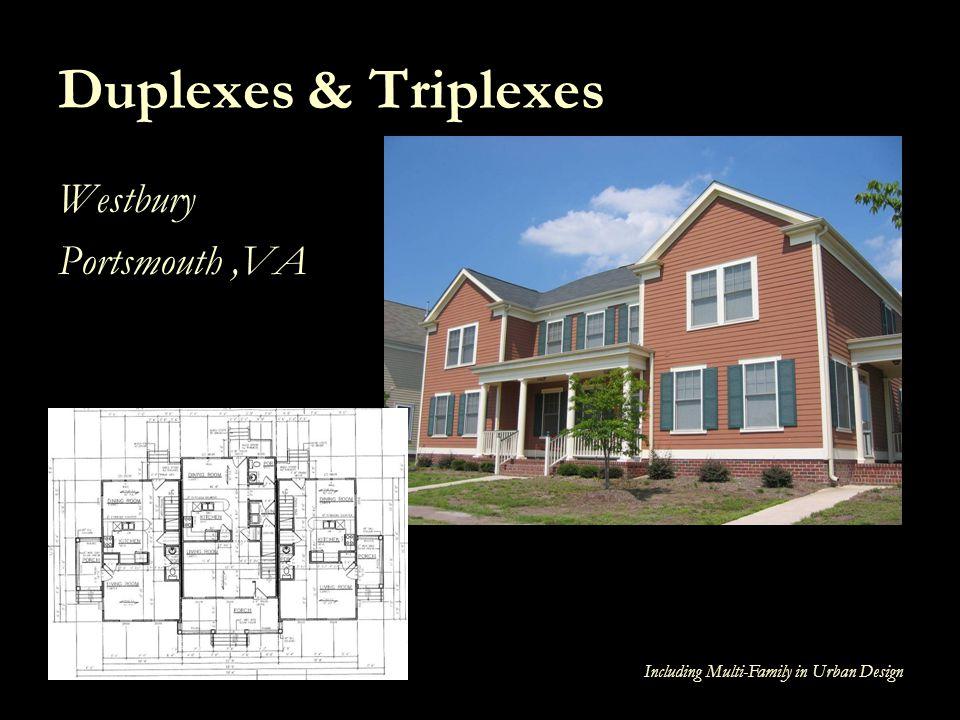 Duplexes & Triplexes Westbury Portsmouth ,VA