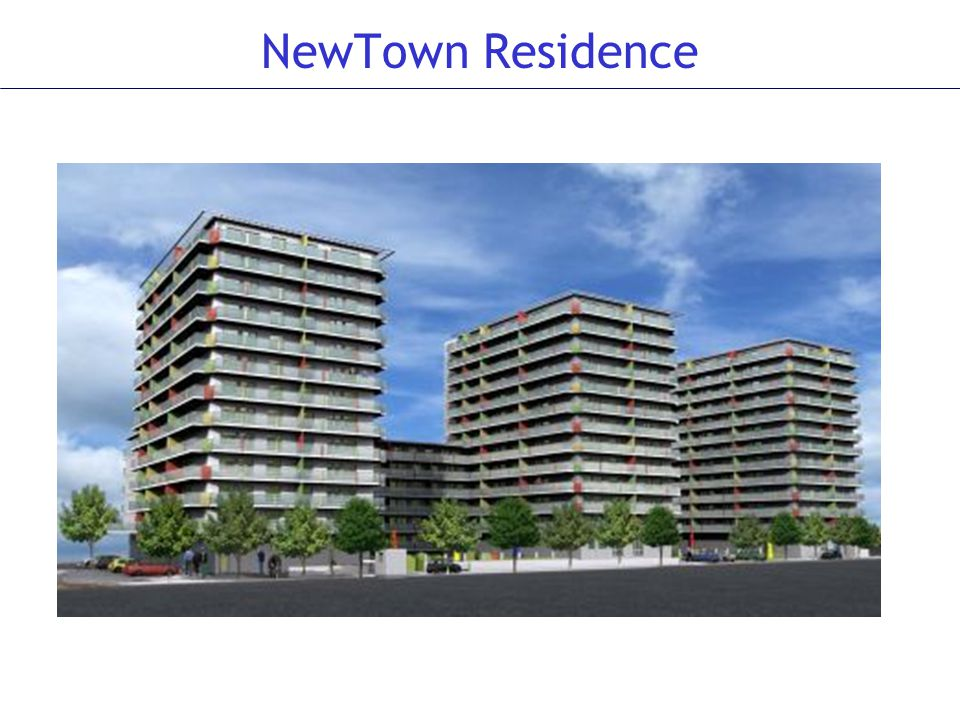 NewTown Residence